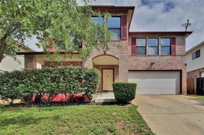 Cedar Park, Leander, Liberty Hill Single Family Home For Sale: 1807 Ruthie Run