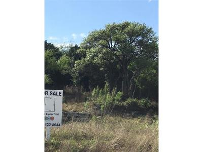 Residential Lots & Land For Sale: 1902 Lipan Trl