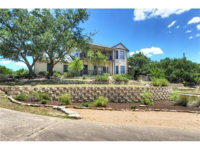 Dripping Springs Single Family Home For Sale: 502 N Canyonwood Dr