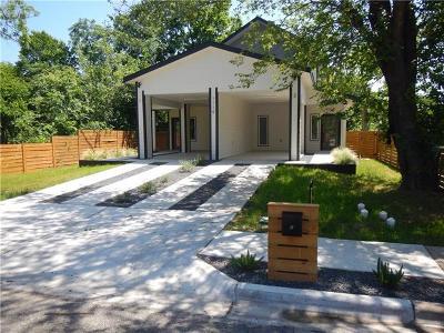 Austin Condo/Townhouse For Sale: 1119 Ebert Ave #2
