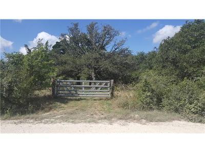 Cedar Creek Residential Lots & Land For Sale: 554b Mesquite Dr
