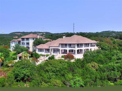 Travis County Single Family Home For Sale: 728 Barton Creek Blvd