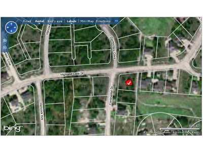 Lago Vista Residential Lots & Land For Sale: 20406 Continental Ave