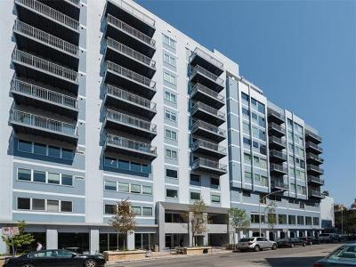 Condo/Townhouse For Sale: 800 Brazos St #1209
