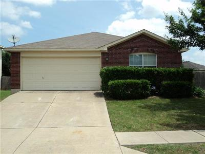 Liberty Hill Single Family Home For Sale: 120 Granite Path