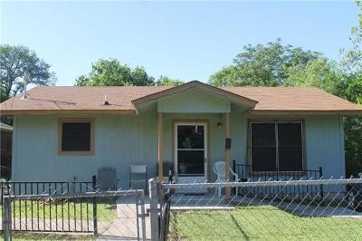 Austin Single Family Home For Sale: 2408 E 9th St