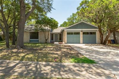Austin Single Family Home Pending - Taking Backups: 1603 Elvas Way