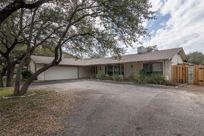 Lakeway Single Family Home For Sale: 305 Timpanagos Dr