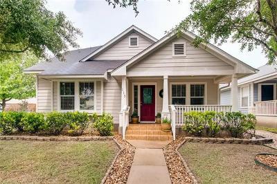 Kyle Single Family Home Pending - Taking Backups: 115 Teasley