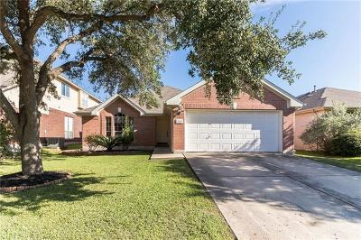 Round Rock Single Family Home For Sale: 904 Wilderness Path