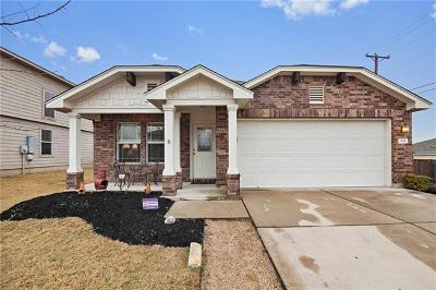 Hutto Single Family Home Pending - Taking Backups: 304 Baldwin St