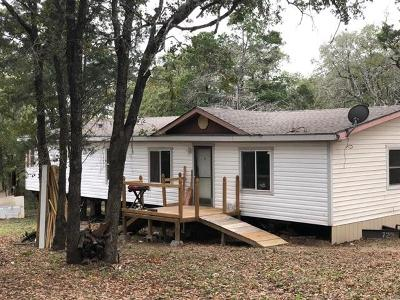 Bastrop Mobile/Manufactured For Sale: 556 Waugh Way