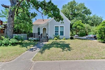 Single Family Home For Sale: 621 W 35th St