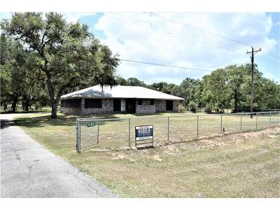 Weimar, Other, Schulenburg Single Family Home For Sale: 1162 Hwy 90a