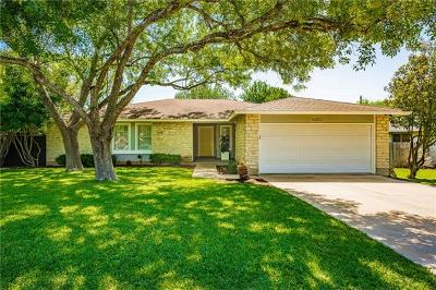 Hays County, Travis County, Williamson County Single Family Home For Sale: 6303 Smith Oak Trl