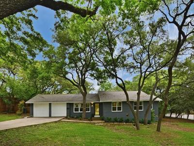 Single Family Home For Sale: 5112 Crestway Dr