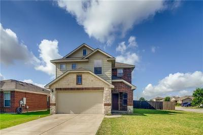 Hutto Single Family Home Pending - Taking Backups: 100 Camellia Dr