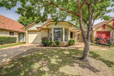 Austin Single Family Home For Sale: 16801 Village Oak Loop