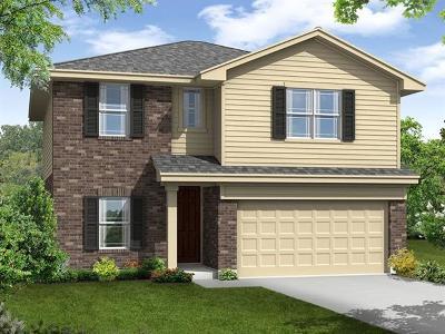 Manor Single Family Home For Sale: 11729 Pecangate Way