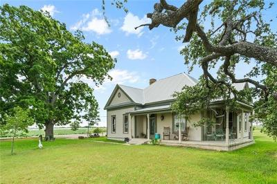 Lockhart Single Family Home For Sale: 700 City Line Rd