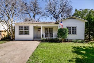Single Family Home For Sale: 3003 Funston St