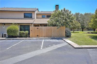 Hays County, Travis County, Williamson County Condo/Townhouse Pending - Taking Backups: 4159 Steck Ave #105
