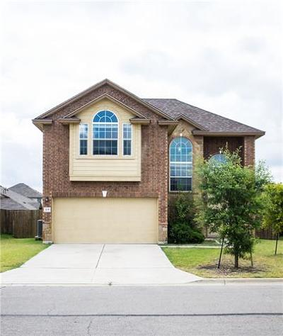 Williamson County Single Family Home Pending - Taking Backups: 205 Foster Ln