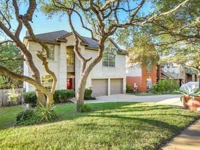 Single Family Home For Sale: 3808 Caney Creek Rd