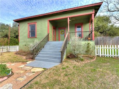 Travis County Single Family Home Pending - Taking Backups: 7800 Indian Ridge Dr
