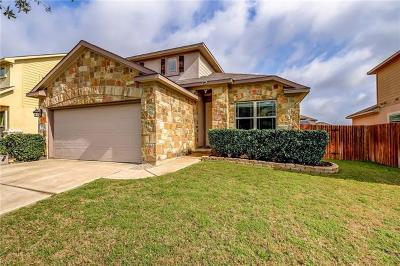 Pflugerville Single Family Home Pending - Taking Backups: 18713 Mangan Way