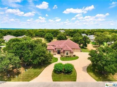 Salado Single Family Home For Sale: 1939 Running Creek Dr