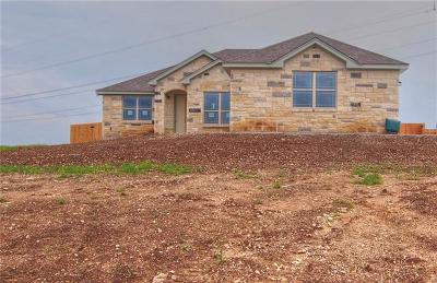Salado Single Family Home Active Contingent: 9701 Lookout Oaks Ct