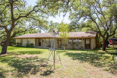 Dripping Springs Single Family Home For Sale: 28707 Ranch Road 12 Rnch