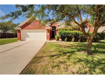 Austin Single Family Home For Sale: 6858 Thistle Hill