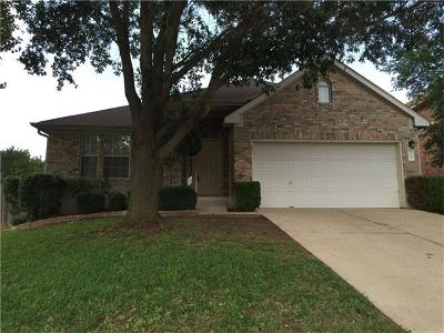 Pflugerville TX Single Family Home Sold: $224,500