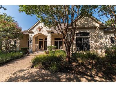 Georgetown Single Family Home Pending: 211 Rio Bravo Rd