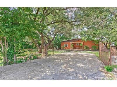 Cedar Park Single Family Home For Sale: 13424 Wagon Way