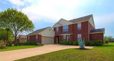 Hays County, Travis County, Williamson County Single Family Home For Sale: 5105 Prairie Dunes Dr