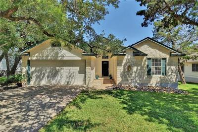 Leander Single Family Home For Sale: 1707 Deepwoods Trl