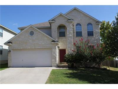 Travis County Single Family Home For Sale: 9101 Magna Carta Loop