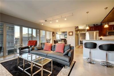Austin TX Condo/Townhouse For Sale: $525,000
