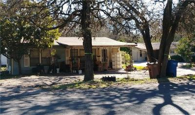 Single Family Home For Sale: 4709 Pecan Springs Rd