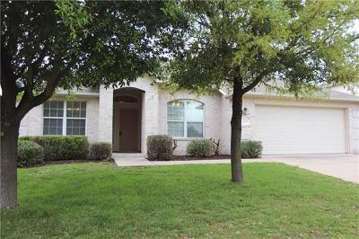 Pflugerville Single Family Home For Sale: 620 E Busleigh Castle Way