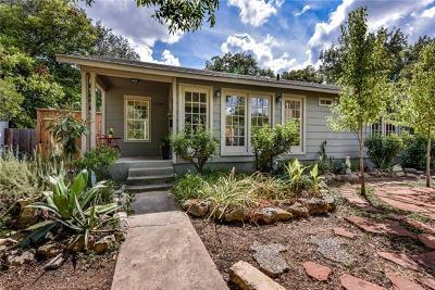 Hays County, Travis County, Williamson County Single Family Home Pending - Taking Backups: 5719 Link Ave