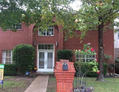 Single Family Home For Sale: 10300 Echoridge Dr
