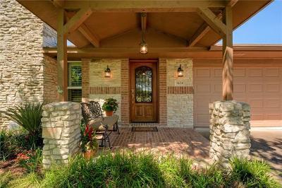 Cedar Park Single Family Home For Sale: 3424 Shenandoah Dr