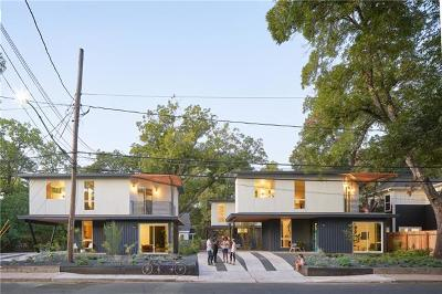 Austin Single Family Home For Sale: 2910 Govalle Ave #1