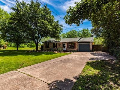 Georgetown Single Family Home For Sale: 2302 Trails End Dr