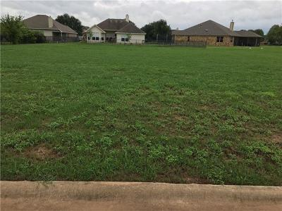 Bastrop County Residential Lots & Land For Sale: 103 Egret Dr