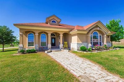 Manor Single Family Home For Sale: 12015 Arnhamn Ln